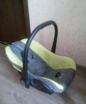 Автомобильное кресло переноска до 10 кг, Бугры