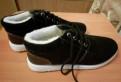 Ботинки замшевые мужские (новые), кроссовки асикс распродажа беговые