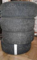 Продам комплект зимней резины, летние шины на шкоду октавия