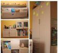 Комплект детской мебели 4 предмета