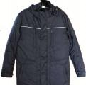 Костюмы мужские на свадьбу темно синие, зимняя куртка Laplander ClimatControl р. 50