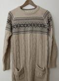 Штаны для полных бедер, свитер Zara
