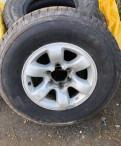 Диск для Nissan Patrol r16, литые диски proma премьер, Щеглово