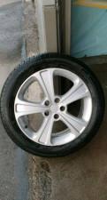 Hankook optimo k415 R19 235x50, колпаки на колеса r15 форд фокус 2 1345444
