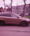 Volvo XC60, 2010, опель вектра в россии, Приладожский