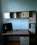 Письменный стол+стеллаж+полки+комод, Ивангород