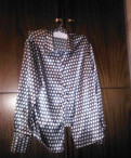 Блузка woll street атласная новая, фасоны летних брючных костюмов из льна, Санкт-Петербург