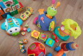 Развивающие игрушки пакетом, Сертолово