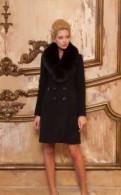 Платья приталенное до колен, пальто зимнее Dekka