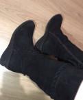 Зимние кроссовки женские купить в недорого магазины спортмастер, сапоги зимние замшевые, 41 размера, Гостилицы