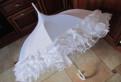 Свадебный зонт трость, новый, непромокаемый, в чехле, Большая Ижора