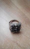 Кольцо, серьги серебро, Кузьмоловский