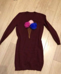 Платье, ковта, туника, свитер, вязаный трикотаж для женщин после 50 лет