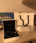 Кожаный браслет Pandora, Никольское