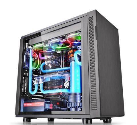 Intel Core i7-7800X Radeon RX 570 4Gb компьютер