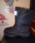 Купить мужскую зимнюю обувь рикер, cапоги (дутики)