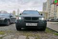 BMW X3, 2004, опель вектра универсал 2008