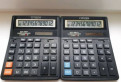 Калькулятор citizen SDC 888TII, 12-разрядный, Папки