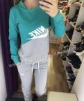 Коллекция одежды ольги бузовой интернет магазин, спортивный костюм Nike бирюзовый с серым