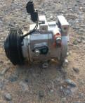 Компрессор кондиционера Kia Rio 3, зимняя защита радиатора шкода октавия