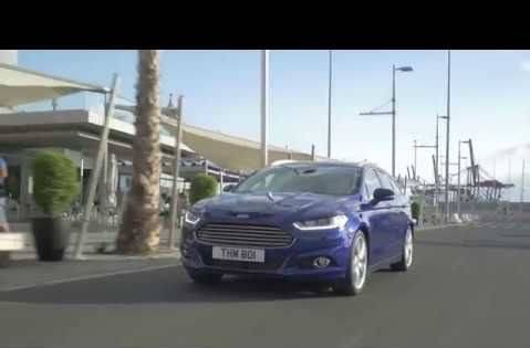 Ford Mondeo, 2018
