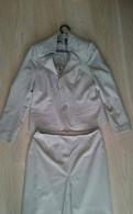 Костюм женский продам, зимняя джинсовая куртка с мехом женская, Санкт-Петербург