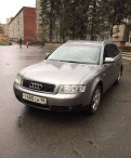 Audi A4, 2003, рено дастер black line