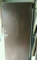 Двери входные бу железная, Светогорск