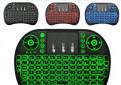 Беспроводная клавиатура с трехцветной подсветкой