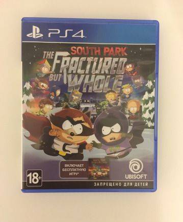 South park. The fractured but whole. PS4