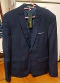 Новый мужской пиджак, мужские шорты асикс