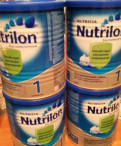 Nutrulon 1 (нутрилон1) кисломолочный
