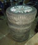 Зимние Колеса в сборе на Бмв 245/50R18, новая лада калина колеса