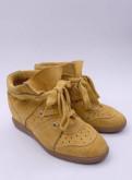 Isabel Marant bobby кроссовки, ортопедическая обувь из италии, Санкт-Петербург