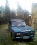 ВАЗ 2107, 2004, цена на тойота ленд крузер 100, Сиверский