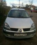 Renault Symbol, 2003, подержанные автомобили ниссан х трейл