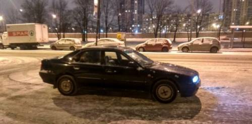 Rover 600, 1997, ford focus 2 седан