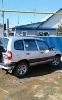 Chevrolet Niva, 2005, шкода октавия а7 болеро