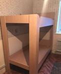 Кровать двухьярусная, Сиверский