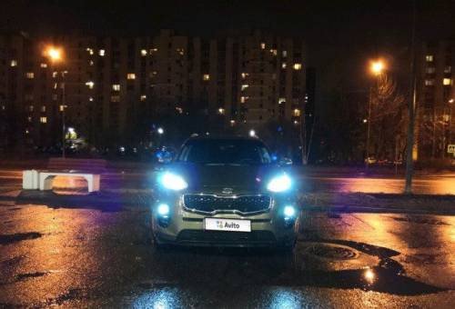 Ford focus 3 цилиндра, kIA Sportage, 2016