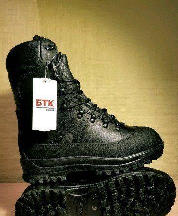 Продажа итальянской мужской обуви, ботинки с высокими берцами зимние для офицеров