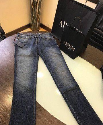 Джинсы Armani, женские повседневные шорты акции