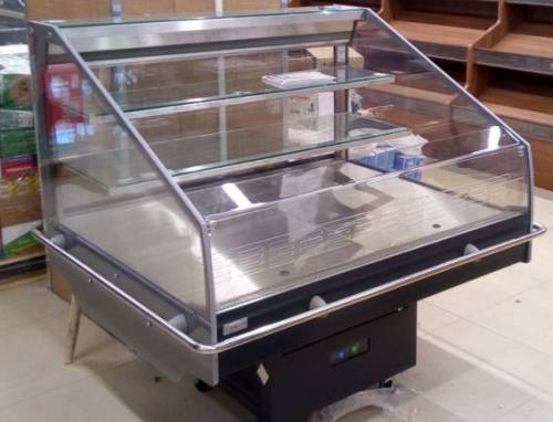 Холодильная промо-витрина JBG (Польша). Новая