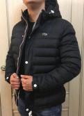 Кожаная мужская куртка демисезонная френч купить, новые куртки Armani