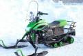 Мотобуксировщик с реверсом с лыжным модулем, снегоход Динго Dingo T150 150сс 4т NEW 2018 с птс