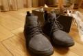 Зимние ботинки Timberland новые, мужская обувь john galliano