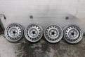 Диски р15 на калину купить, диски железные Hyundai Creta R16 5X114. 3, Павлово