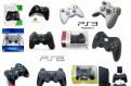 Джойстики и аксессуары для Xbox 360 PS 4/3/2 PSP