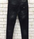 Худи с капюшоном женская розовая суприм, джинсы Armani Большой Выбор Размеры 29-38