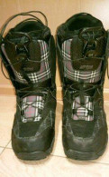 Прокат: ботинки для сноуборда